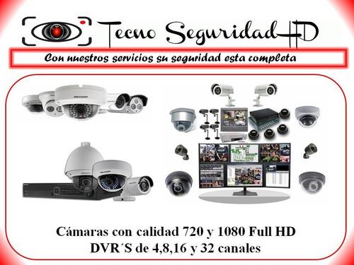 cámaras cctv - cerco eléctrico - motores - informatica