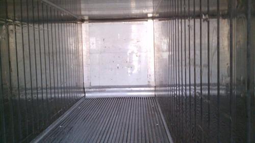camaras de frio super congelados reefers 40' nacionalizado