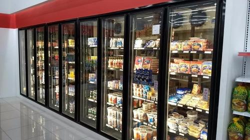 camaras de refrigeración y congelacion