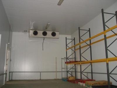 cámaras de refrigeracion y congelación