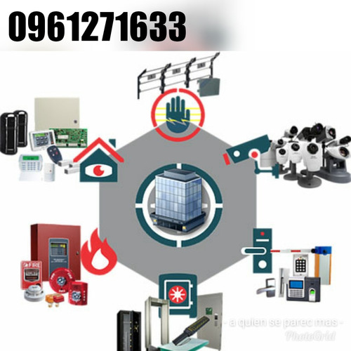 camaras de seguridad- asistencia y servicio tecnico