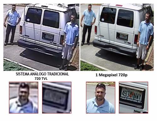 cámaras de seguridad cctv hd y  monitoreo por  internet