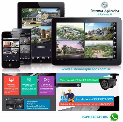 camaras de seguridad cctv video vigilancia