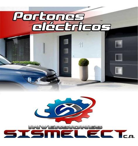 cámaras de seguridad cercos eléctricos portones eléctricos