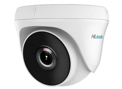 cámaras de seguridad domo 1080p hilook
