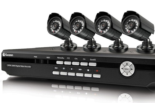 cámaras de seguridad hd con instalación