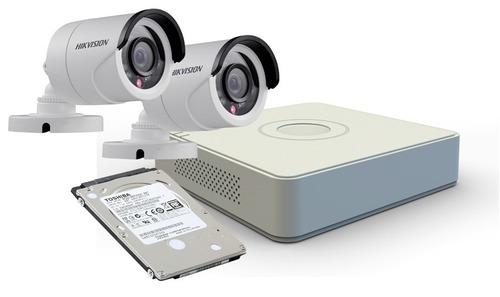 camaras de seguridad hd hik vision  kit completo 720p ezviz