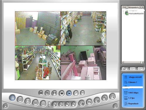 cámaras de seguridad, instalación y servicio técnico cctv ip