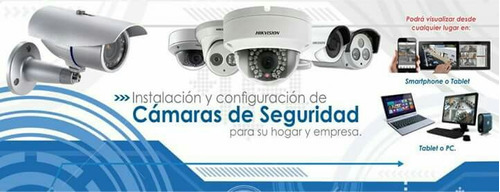 cámaras de seguridad instalacion y venta consultanos ahora