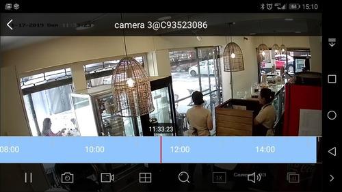 cámaras de seguridad para su hogar y empresa