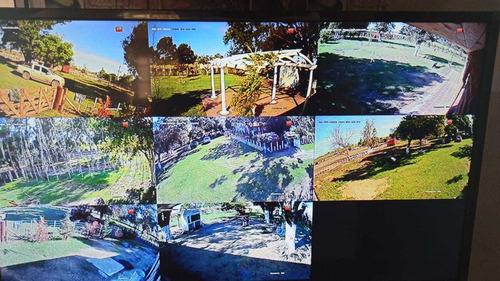 cámaras de seguridad x4 full hd 1080 turbo