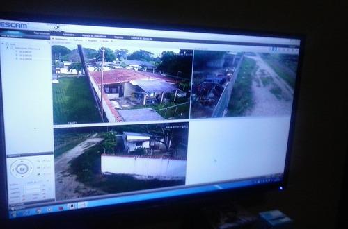 cámaras de seguridad y computadoras villacon c.a