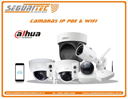 cámaras de video #cctv #seguridad #ip #videocigilancia