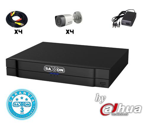 camaras de videovigilancia kit 4 camaras