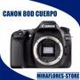Cámara Canon Eos 80d Solo Cuerpo 24.2mp Wi-fi A Pedido