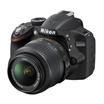 Nikon D3200 24.2 Mp Lente 18-55mm Full Hd