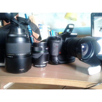 Remate Camara D Video Y Fotografica Profesional