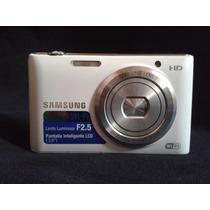 Camara Fotografica Samsung St150f Blanca (muy Poco Uso)