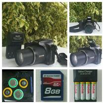 Cámara Kodak Easyshare Max Z990 Full Hd
