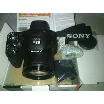 Camara Sony Semi-profesional 63x De Zoom. Se Aceptan Cambios