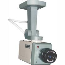 Camara De Seguridad Falsa + Sensor De Moviemiento