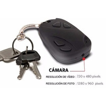 Camara Espia Llavero Dvr Grabador De Audio Y Video
