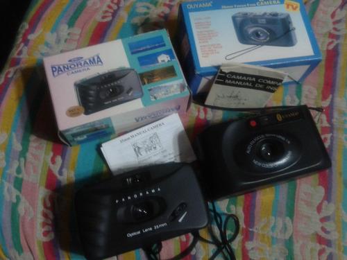 cámaras fotográficas - lote de 2.