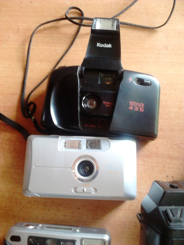 cámaras fotográficas para colección o decoración son 4
