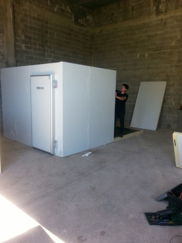 cámaras frigoríficas baja temperatura.