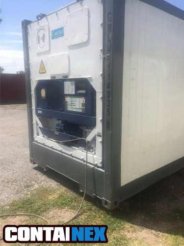 camaras frigorificas contenedores reefers equipo de frío