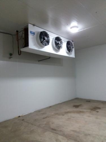 cámaras frigoríficas, fabricas de hielo y planchas tecnopor.