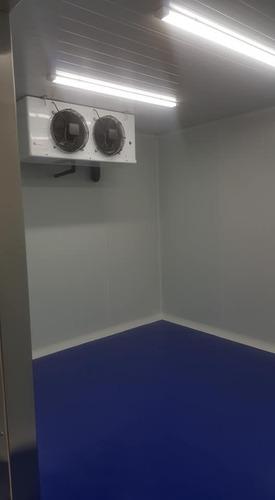 cámaras frigoríficas industriales