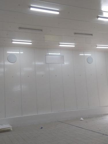 cámaras frigoríficas mercado central