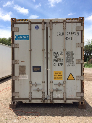 camaras frigorificas / reefers / contenedores refrigerados