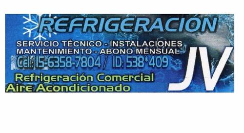 camaras frigorificas tecnico reparacion y service