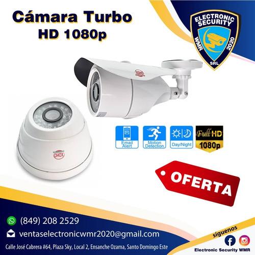 camaras hd 2mp 1080p