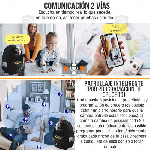 camaras ip gratis nube x vida full hd 2mp wifi seguridad dvr