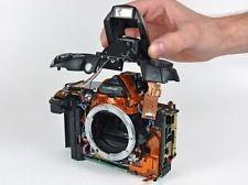 cámaras profesionales/lentes  nikon-canon-sony- reparación