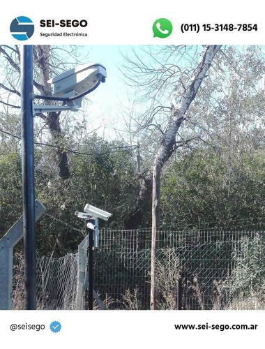 cámaras seguridad alarmas