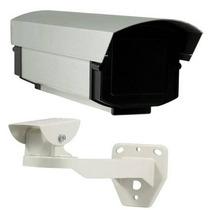 Housing Aluminio Incluye Base Camaras De Seguridad Exterior