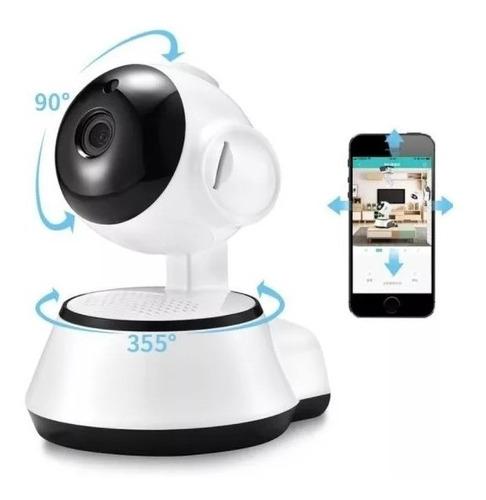camaras seguridad inalambrica ip wifi hd alarma android/ios