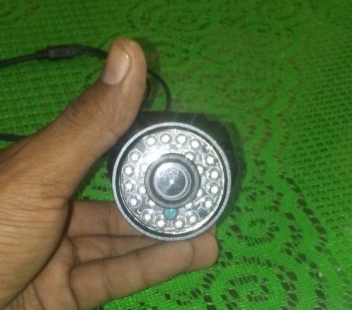camaras seguridad o circuito cerrado tipo bullet 600tvl 12$