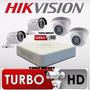 Camaras De Seguridad Hikvision Hd 720p Infrarrojo Ezviz P2p