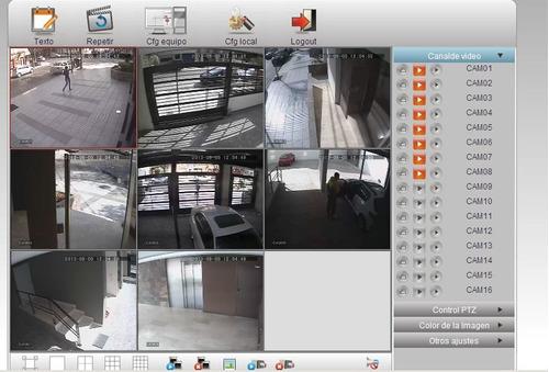 cámaras seguridad, servicio