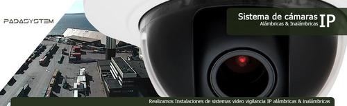 cámaras seguridad servicio
