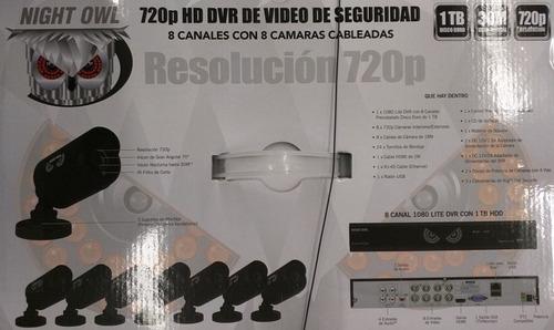 cámaras seguridad vigilancia video