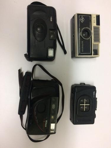 cámaras varias coleccionables