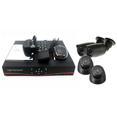camaras video kit seguridad