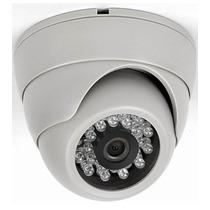 Camara Seguridad Domo Cmos 1000 Tvl 24 Led 3.6 Mm