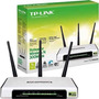 Router Inalambrico Tp Link Tl-wr940n 300 Mbps Wifi 3 Antenas